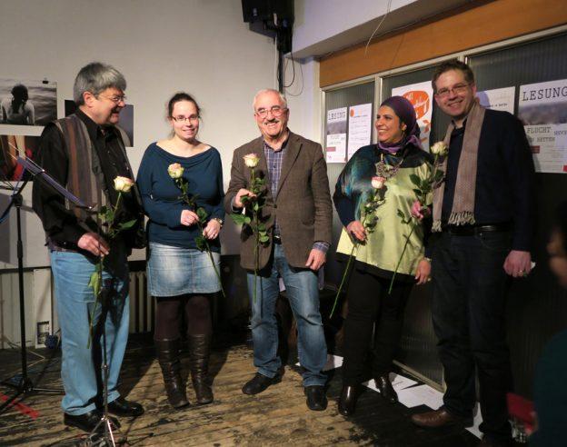 Lektorenverband Lesung in Münster Flucht kann Leben retten