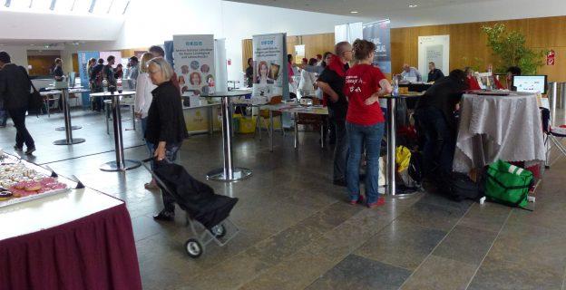 Lektorenverband VFLL auf der Autorenmesse