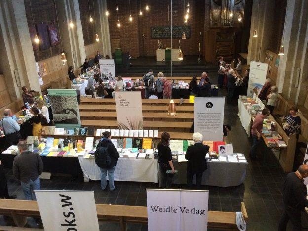 Mainzer Buchmesse der unabhängigen Verlage Lektorenverband VFLL