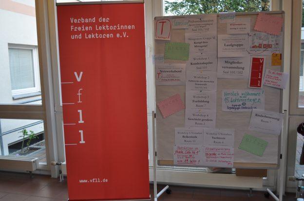 15. Lektorentage in Hannover Programm