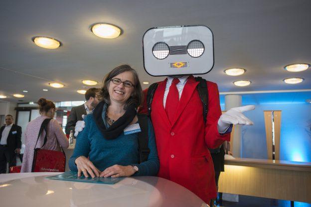 Der Lektorenverband VFLL auf der Konferenz future!publish in Berlin