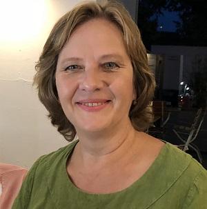 Vorsitzende Lektorenverband VFLL Annette Gillich-Beltz